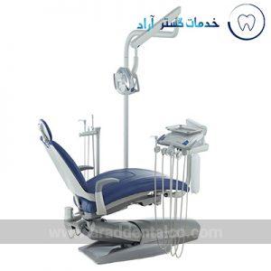 یونیت دندانپزشکی دی سی ای DCI مدل Edge Series 5