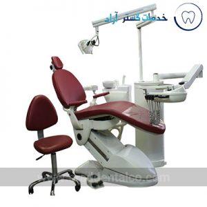 یونیت Pars Dental پارس دنتال مدل Sadra صدرا