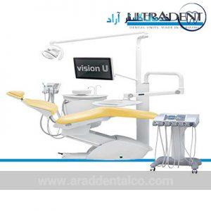 یونیت Ultradent شیلنگ از پایین مدل U 3000
