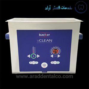 التراسونیک کلینر 2.5 لیتری بکر Backer مدل vCLEAN 1- L2