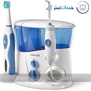 دستگاه تمیز کننده جرم بین دندانی واترپیک Waterpik مدل WP-900