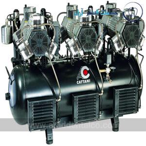 کمپرسور 24 یونیت کتانی Cattani مدل AC1800