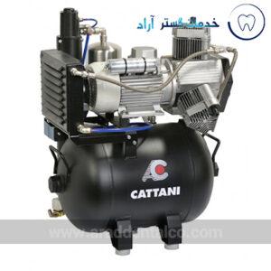 کمپرسور 3 یونیت کتانی Cattani مدل AC200