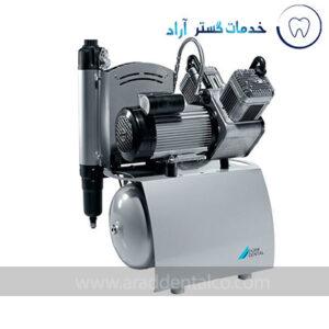 کمپرسور 2 تا 3 یونیت دور دنتال Durr Dental مدل DUO Dry