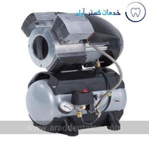 کمپرسور 2 تا 3 یونیت دور دنتال Durr Dental مدل T2