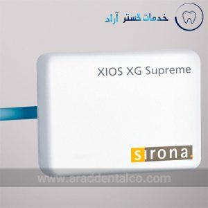 سنسور RVG سیرونا Sirona مدل Xios Supreme