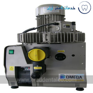 دستگاه ساکشن مرکزی دمگا Dmega مدل Teravac 6000