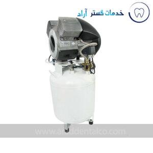 کمپرسور 2 تا 3 یونیت دوردنتال Durr Dental با مخزن ایرانی مدل T2
